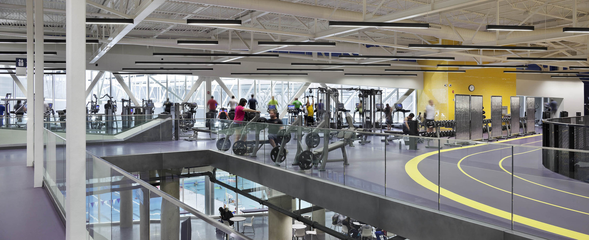 Gallery Of Clareview Community Recreation Centre Teeple