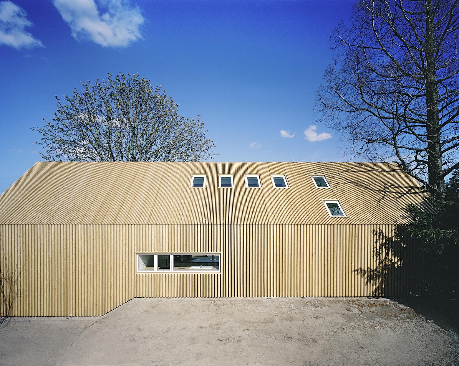 House B in B / Matti Schmalohr, © Klaus Dieter Weiss