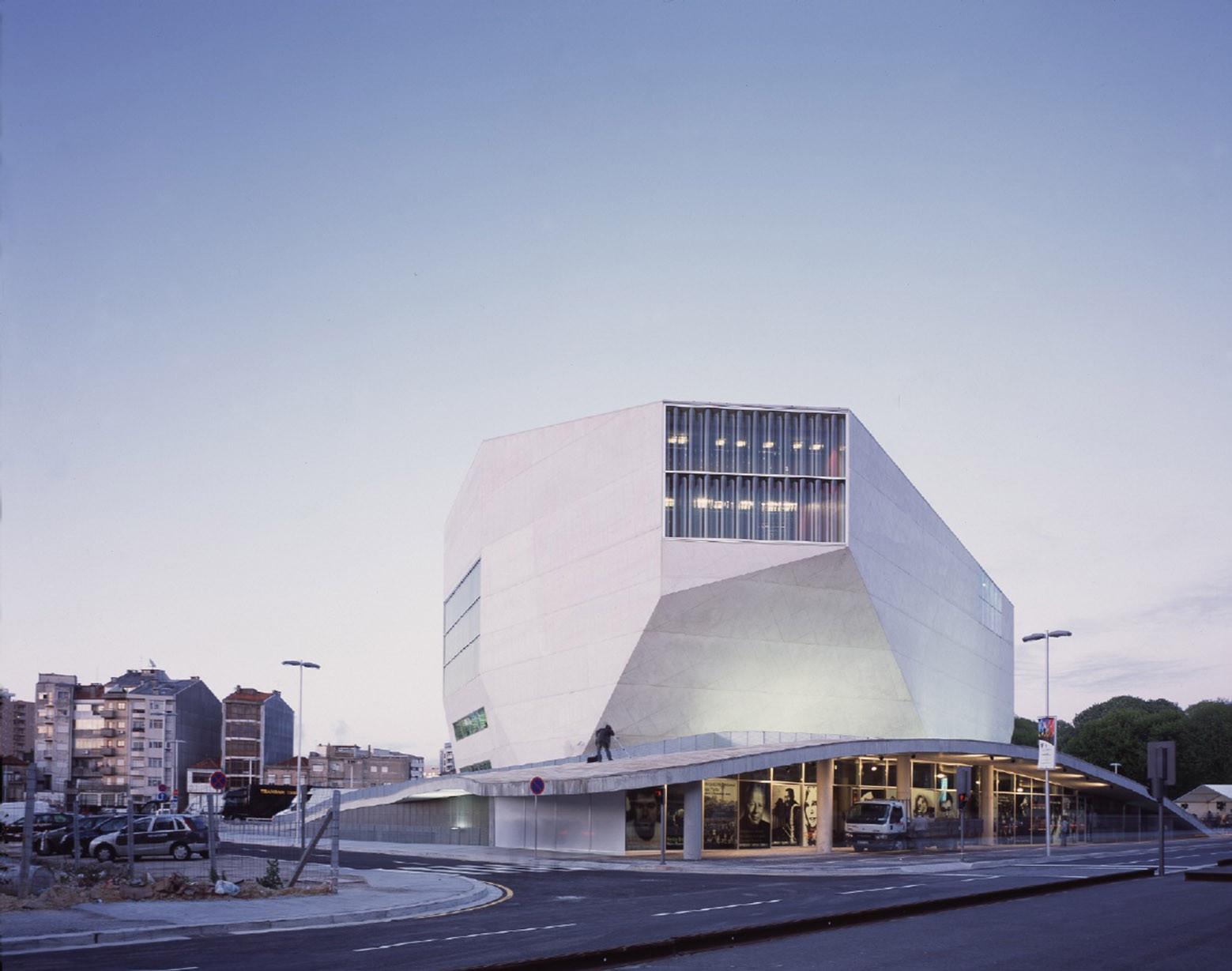 Casa da Musica / OMA, © Philippe Ruault