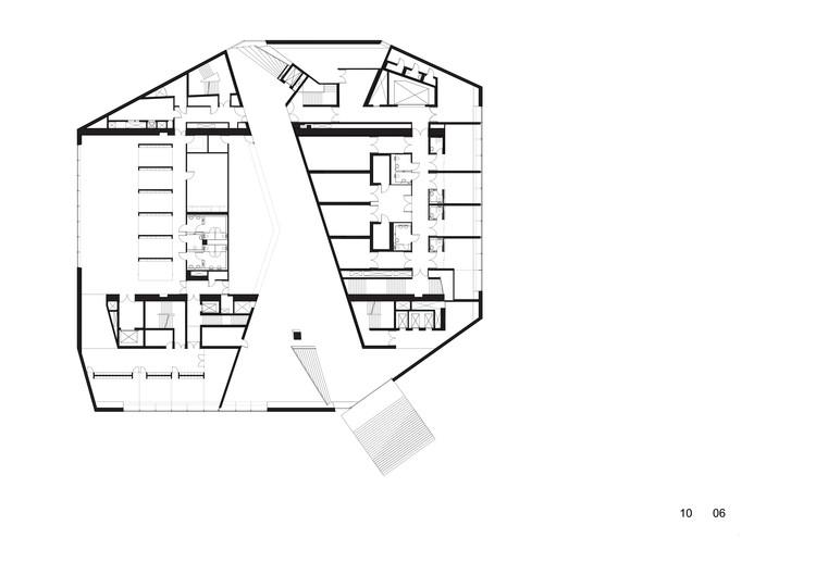 Level 01 Plan © OMA