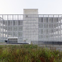 Massively out of Focus – the Melaten Car Park / KSG Architekten. Image © Jörg Hempel