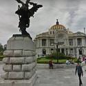 Palacio de Bellas Artes. Image vía Google Street View