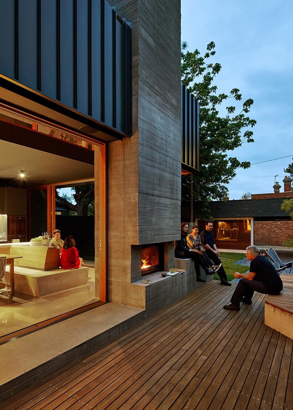 Galeria de casa local make architecture 8 for Create a new house