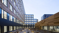 Dock En Seine Offices / Franklin Azzi Architecture