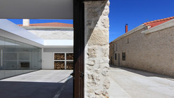 Patio Refurbishment in Santibañez de Valcorba / Óscar Miguel Ares Álvarez