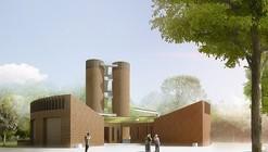 C.F. Møller Designs Denmark's Largest Sewage Pumping Station