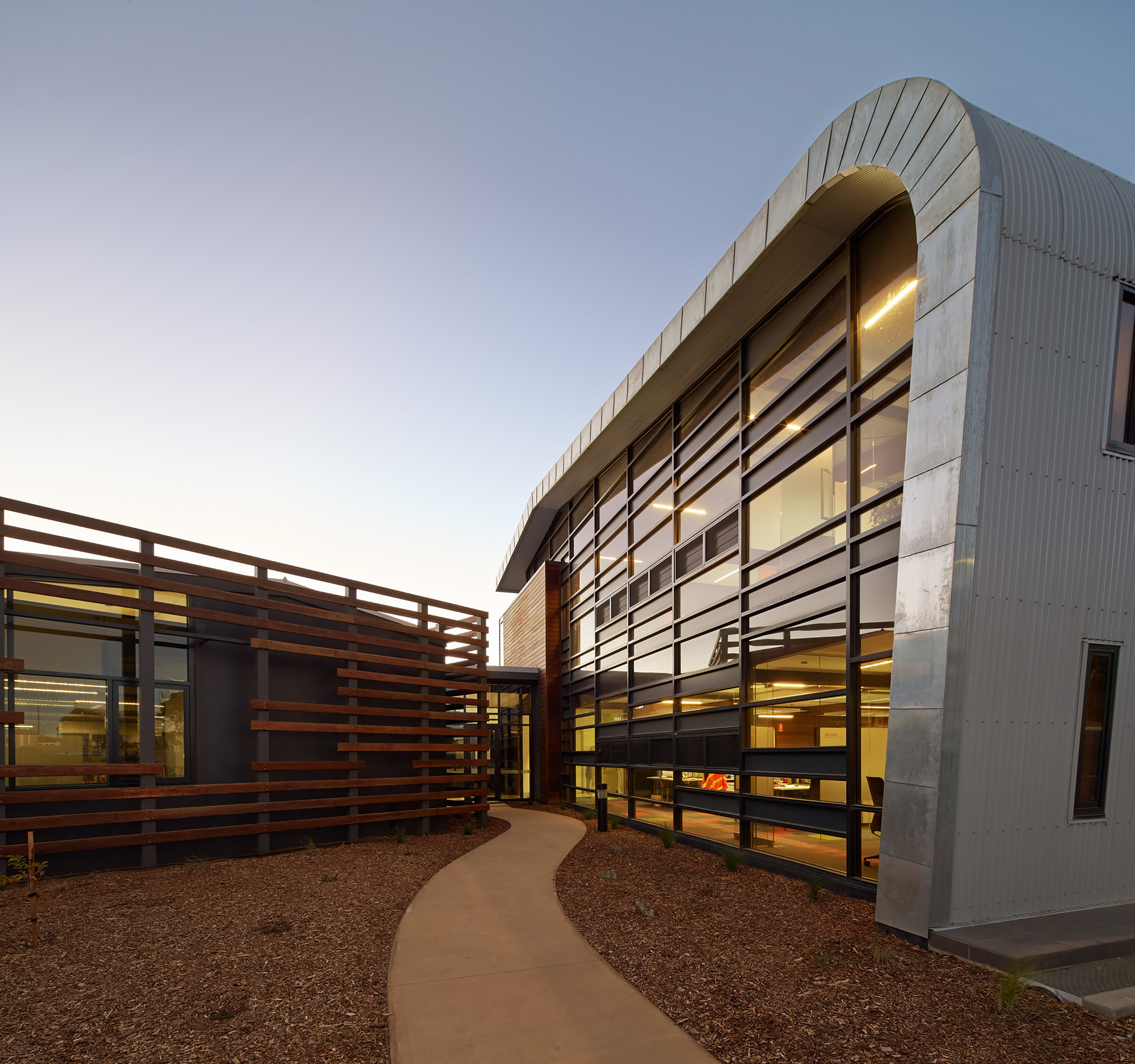 City of Hindmarsh Shire Council's new Civic Centre / k20 Architecture, © k20 Architecture