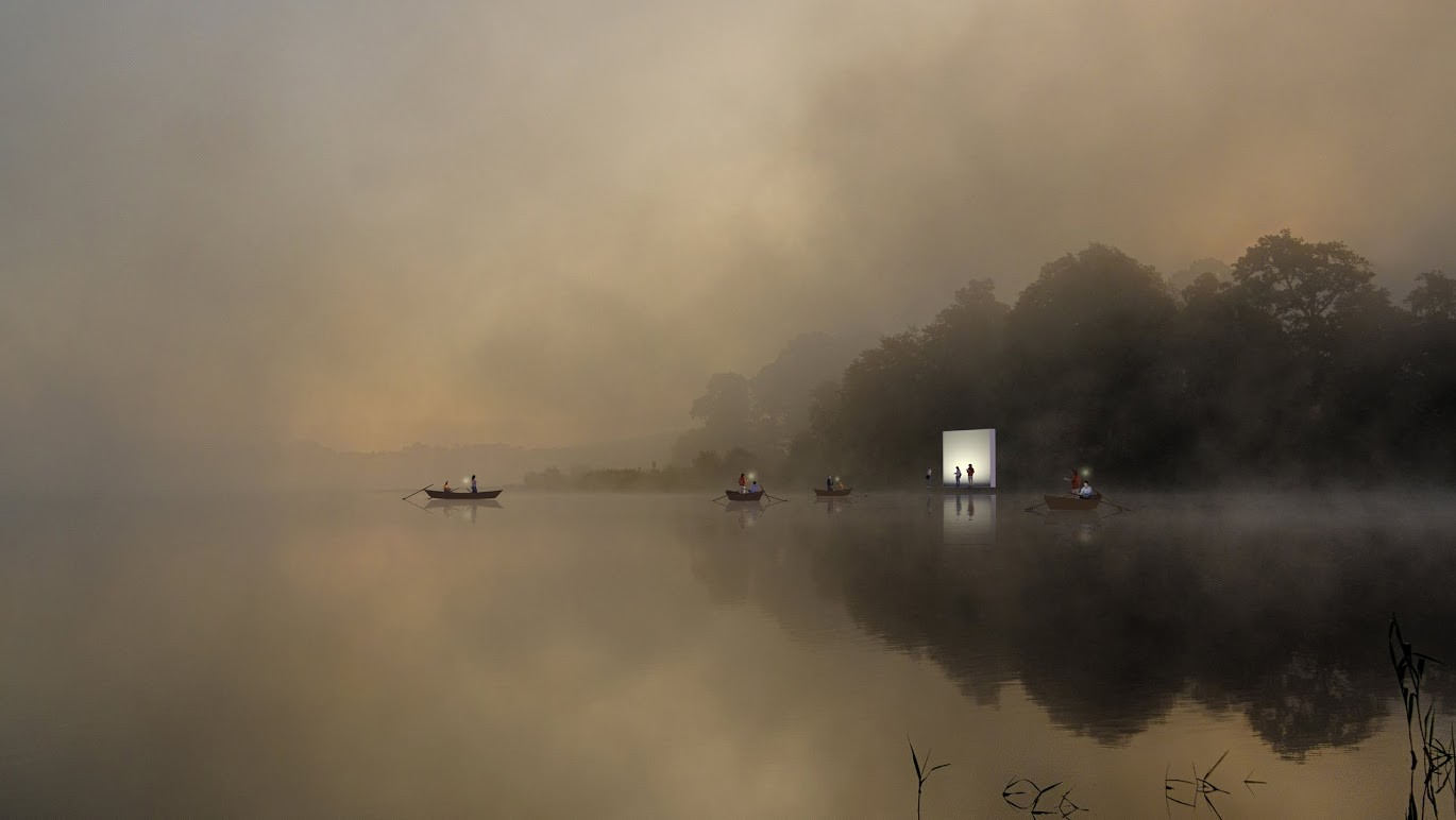 "Winner of Yeats2015 ""The Lake Isle of Innisfree"" Announced, © shindesignworks"