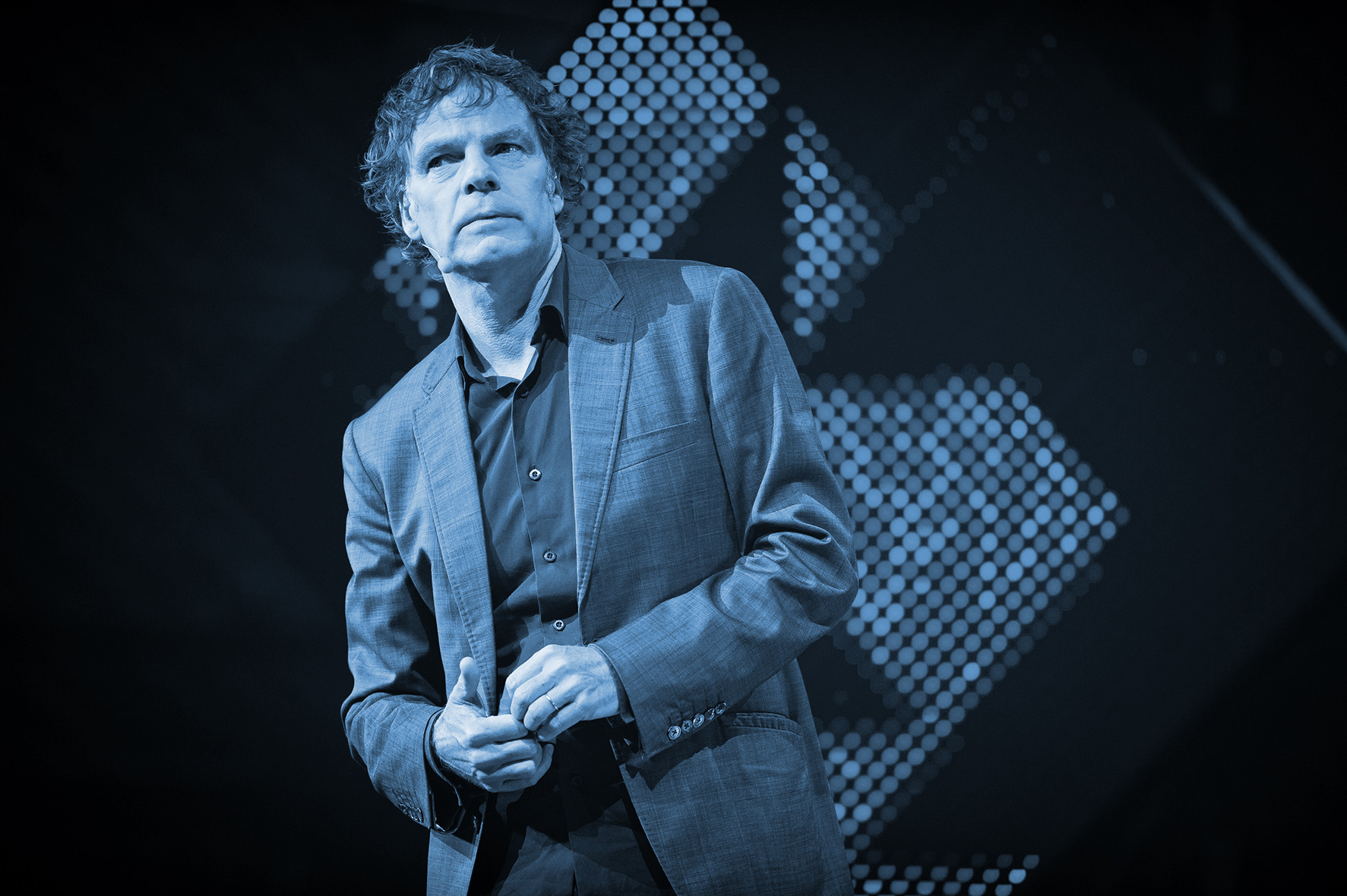 Review: Winy Maas en XIX Bienal de Arquitectura de Chile
