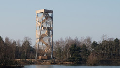 Torre de Observación Lommel / Ateliereen Architecten