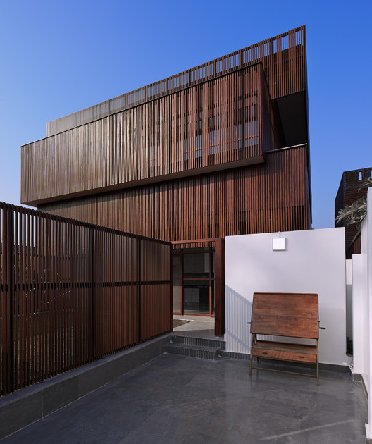 Casa Lattice / Sameep Padora & Associates, © Edmund Sumner