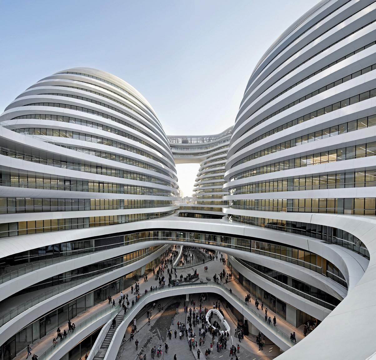 Architecture appreciation article