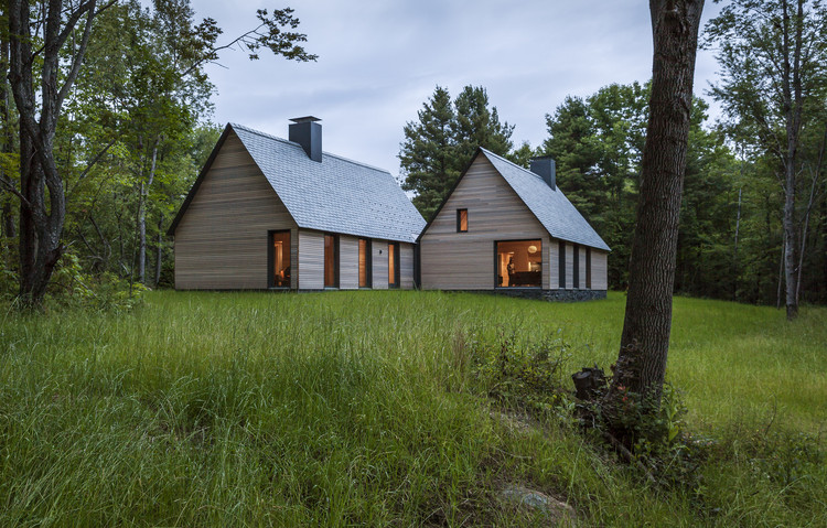 Marlboro Music: Five Cottages / HGA Architects and Engineers