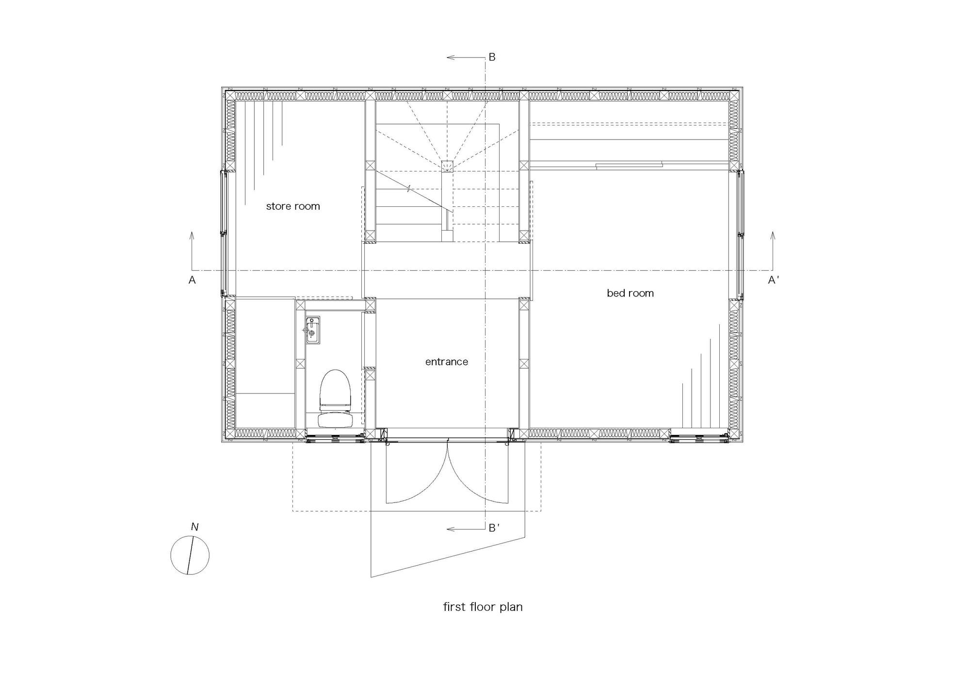 Gallery of hibarigaoka s house kaida architecture design for Shouse designs