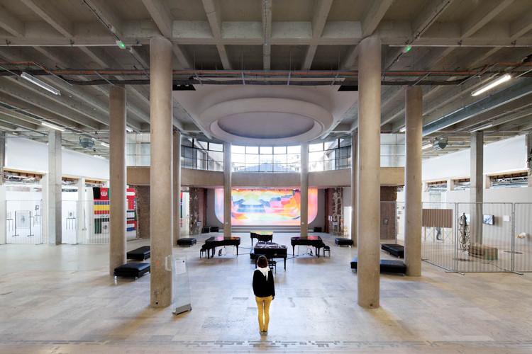 Ampliación del Palais de Tokyo / Lacaton & Vassal. Imagen © 11h45