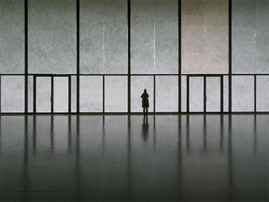 Nationalgalerie_Berlin. Image © Ingmar Kruth / Courtesy of Surface Magazine