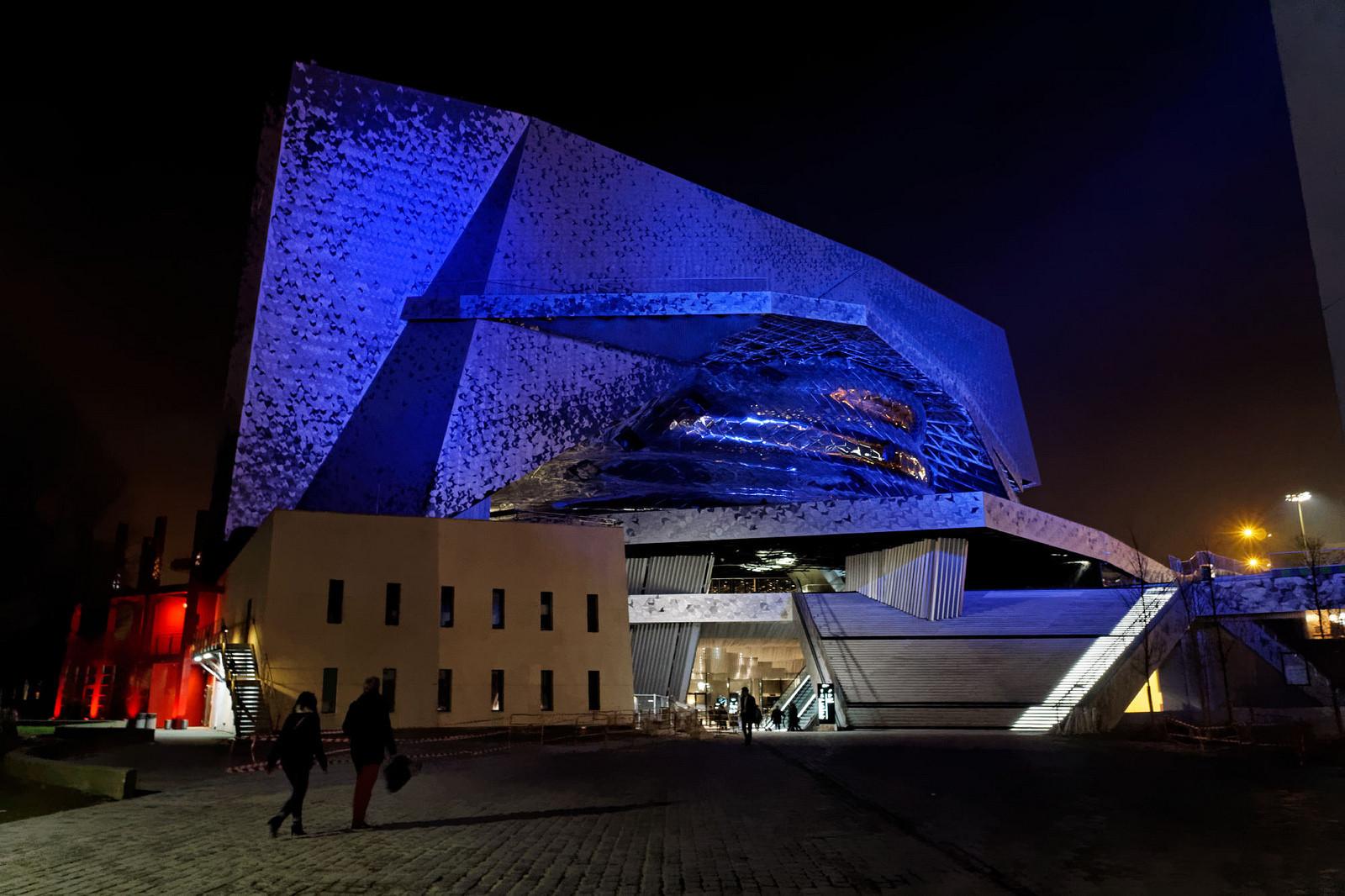 Jean Nouvel pierde juicio contra la Filarmónica de París, © Flickr CC user Marko Erman