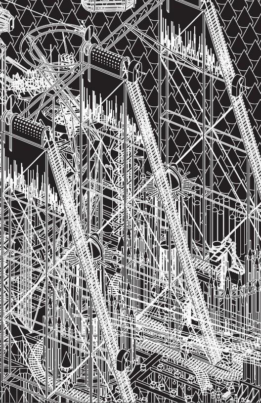 El antídoto a Disney: La Ciudad Grimm de los arquitectos FleaFolly, Jutice Courts. Imagen © FleaFollyArchitects