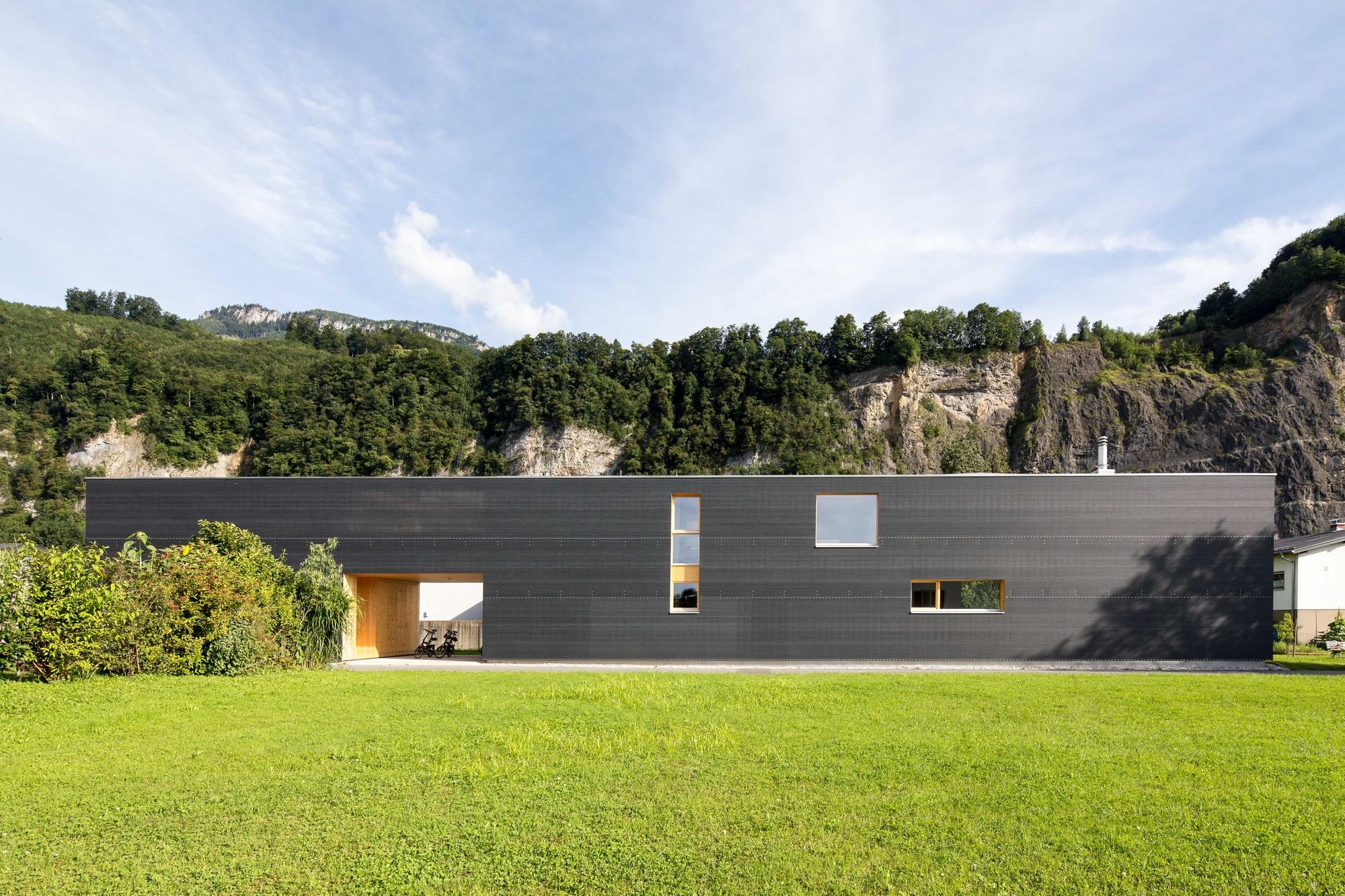 37m in Hohenems / Juri Troy Architects, Courtesy of Juri Troy