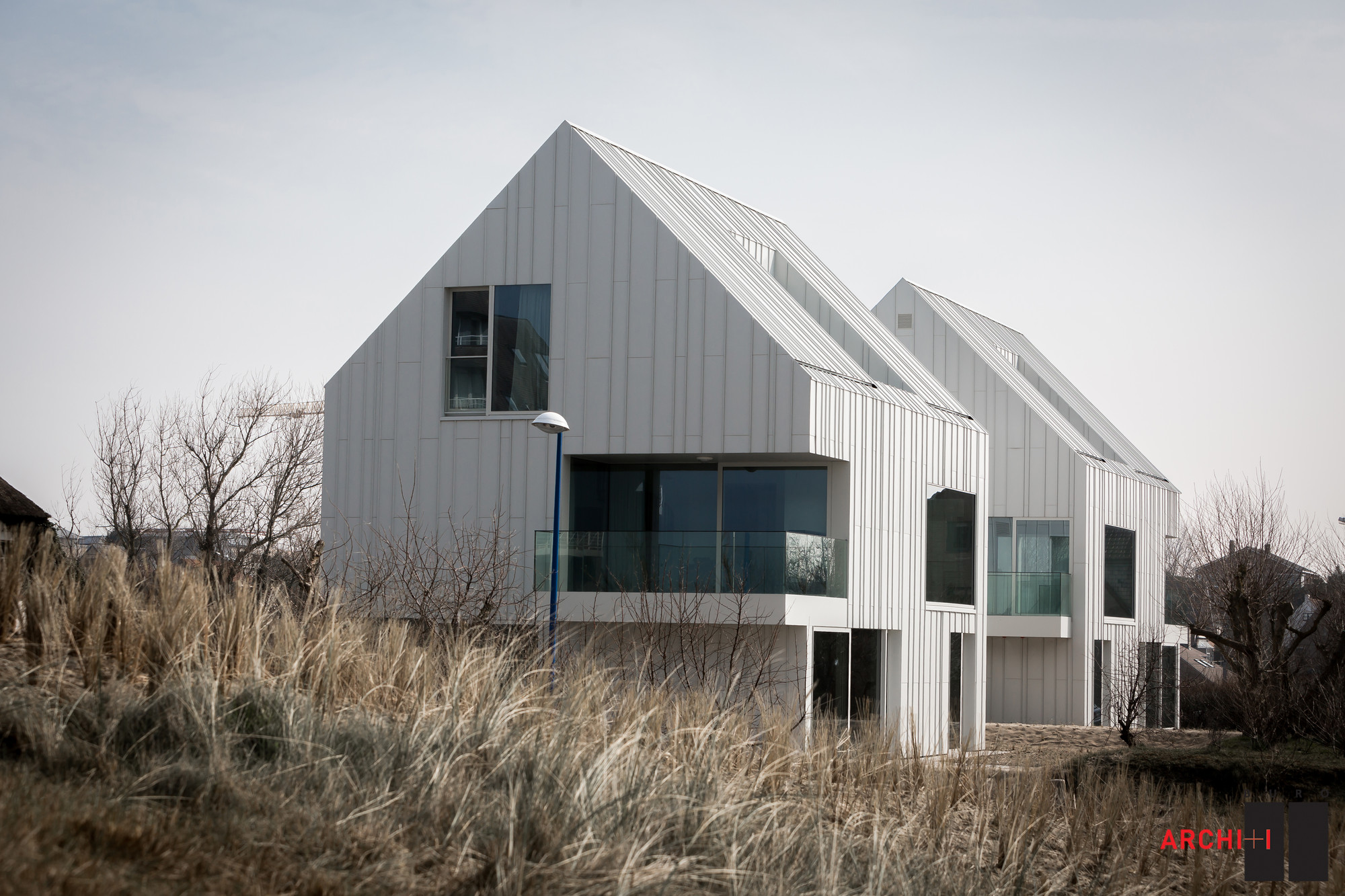 Blanco Oostduinkerke Residence / BURO II & ARCHI+I, © Thomas de Bruyne