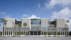 Vietnamese National Assembly in Hanoi / gmp architekten