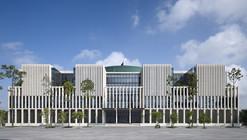 Asamblea Nacional vietnamita en Hanoi / gmp architekten
