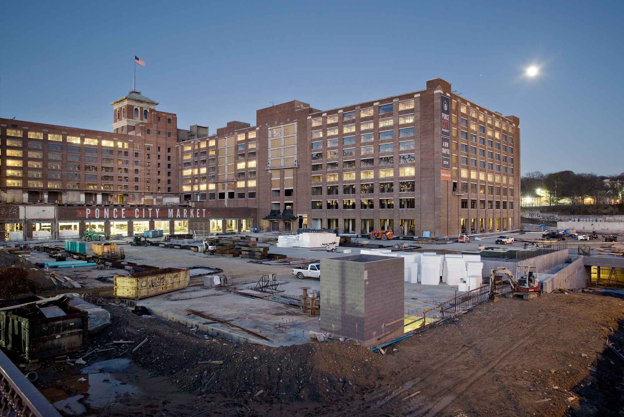 photo essay the evolution of atlanta s ponce city market  blake burton