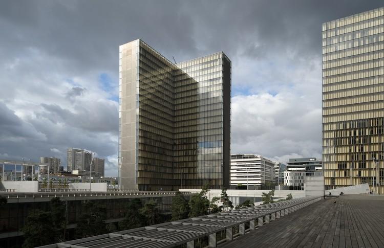 Clásicos de Arquitectura: Biblioteca Nacional de Francia / Dominique Perrault Architecture, © Yuri Palmin