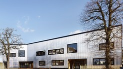 Graveney School Sixth Form Block / Urban Projects Bureau