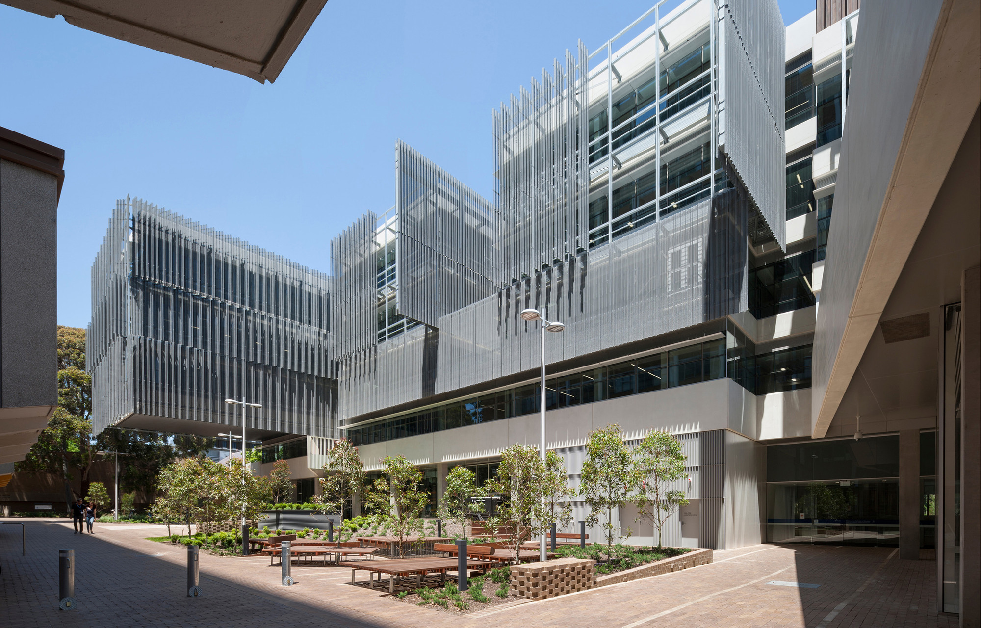 Melbourne school of design university of melbourne john for School building design