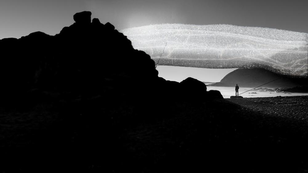 Light of ancestral Seas; por Valle Medina, estudiante en la ETH Zurich, Suiza. Image Cortesia de Lamp Lighting