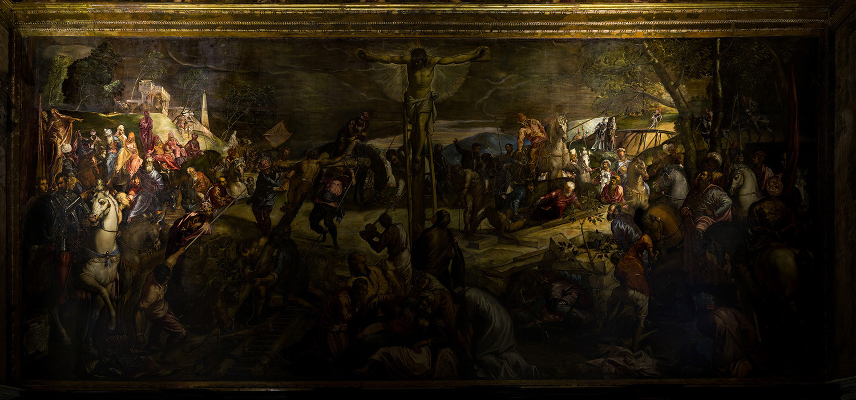 Tintoretto in motion: arte y arquitectura de iluminación, Italia; por Alberto Pasetti Bombardella © officine Panottiche y Nuovo Estudio. Image Cortesia de Lamp Lighting