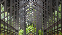 AD Classics: Thorncrown Chapel / E. Fay Jones