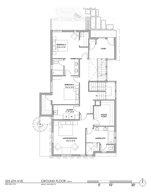 Dwell magazine house plans