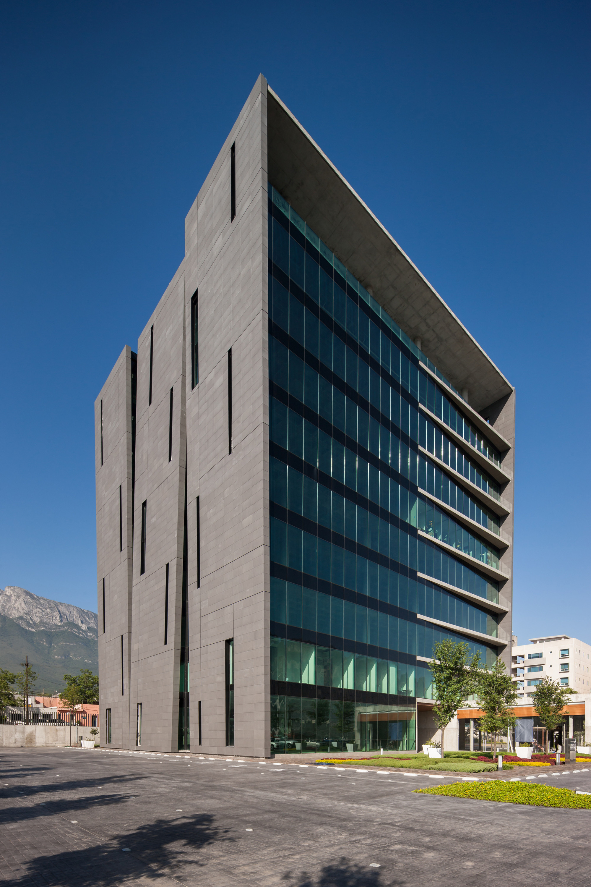 Alucobond Facade Office