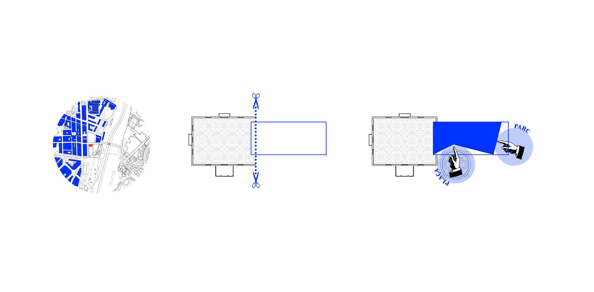 Conceptos. Image Cortesia de IF Arquitectos