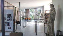 Lina Bo Bardi's Archive on Display at her Glass House in São Paulo