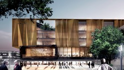 schmidt hammer lassen Reveal Chirstchurch's New Central Library