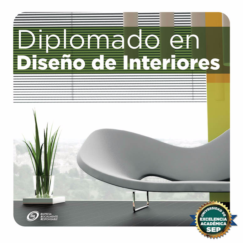 Cartel diplomado jpg for Diseno de interiores wikipedia