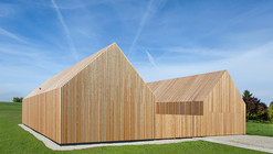 Timber House / KÜHNLEIN Architektur