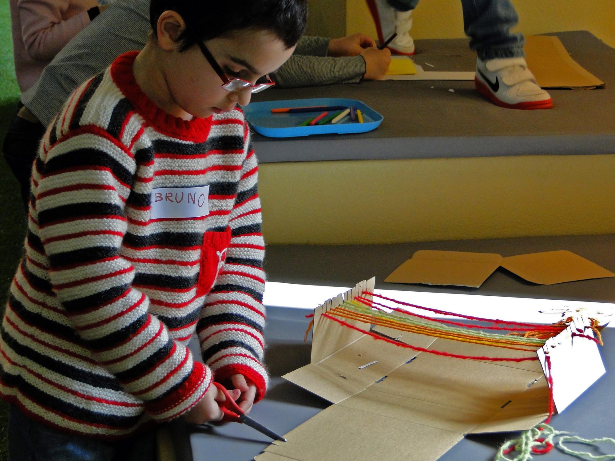 Refugio soñado: propuesta de Bruno, 6 años. Image © Chiquitectos