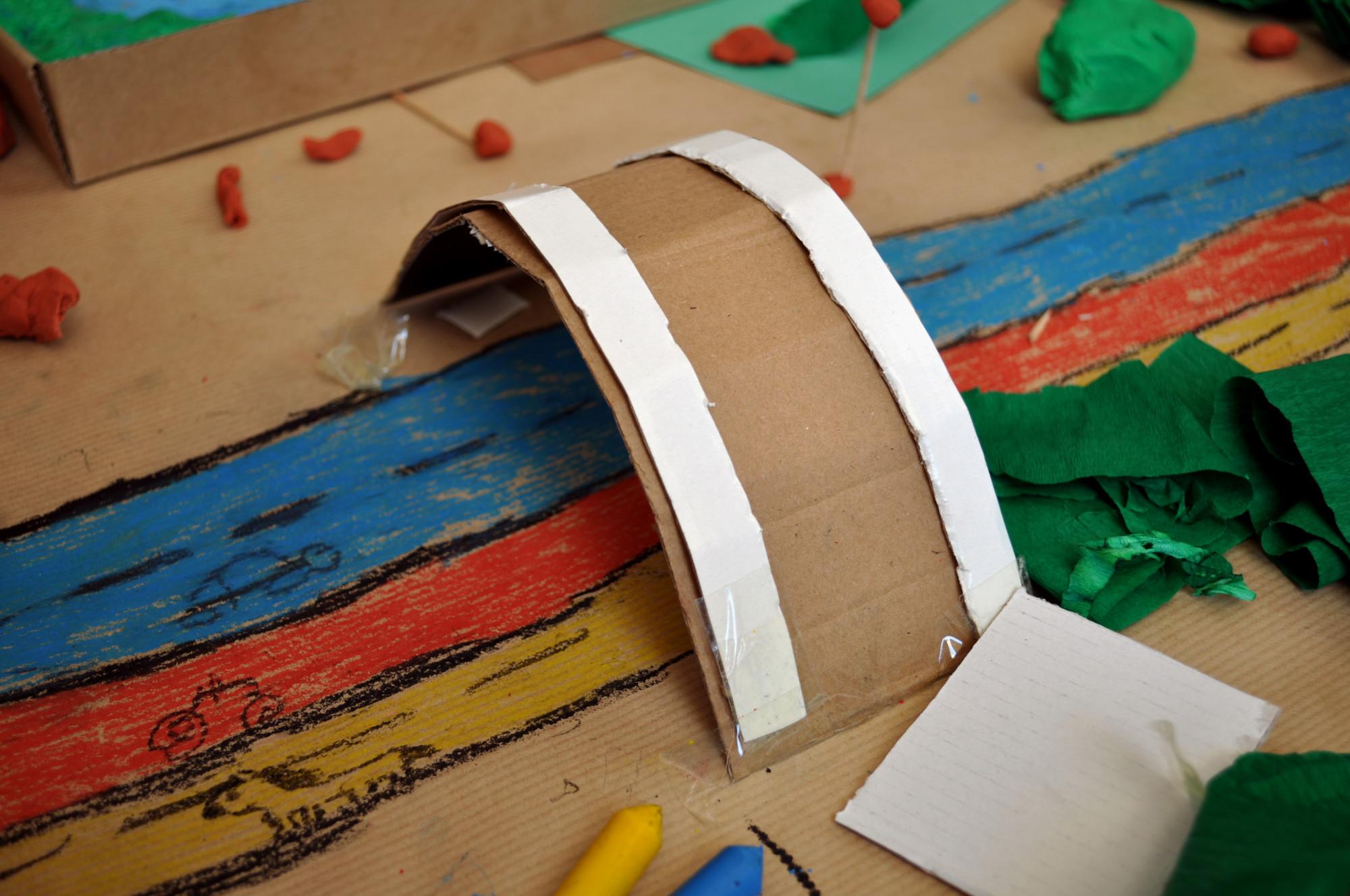 Ciudad Sostenible: propuesta de Julia, 9 años. Image © Chiquitectos