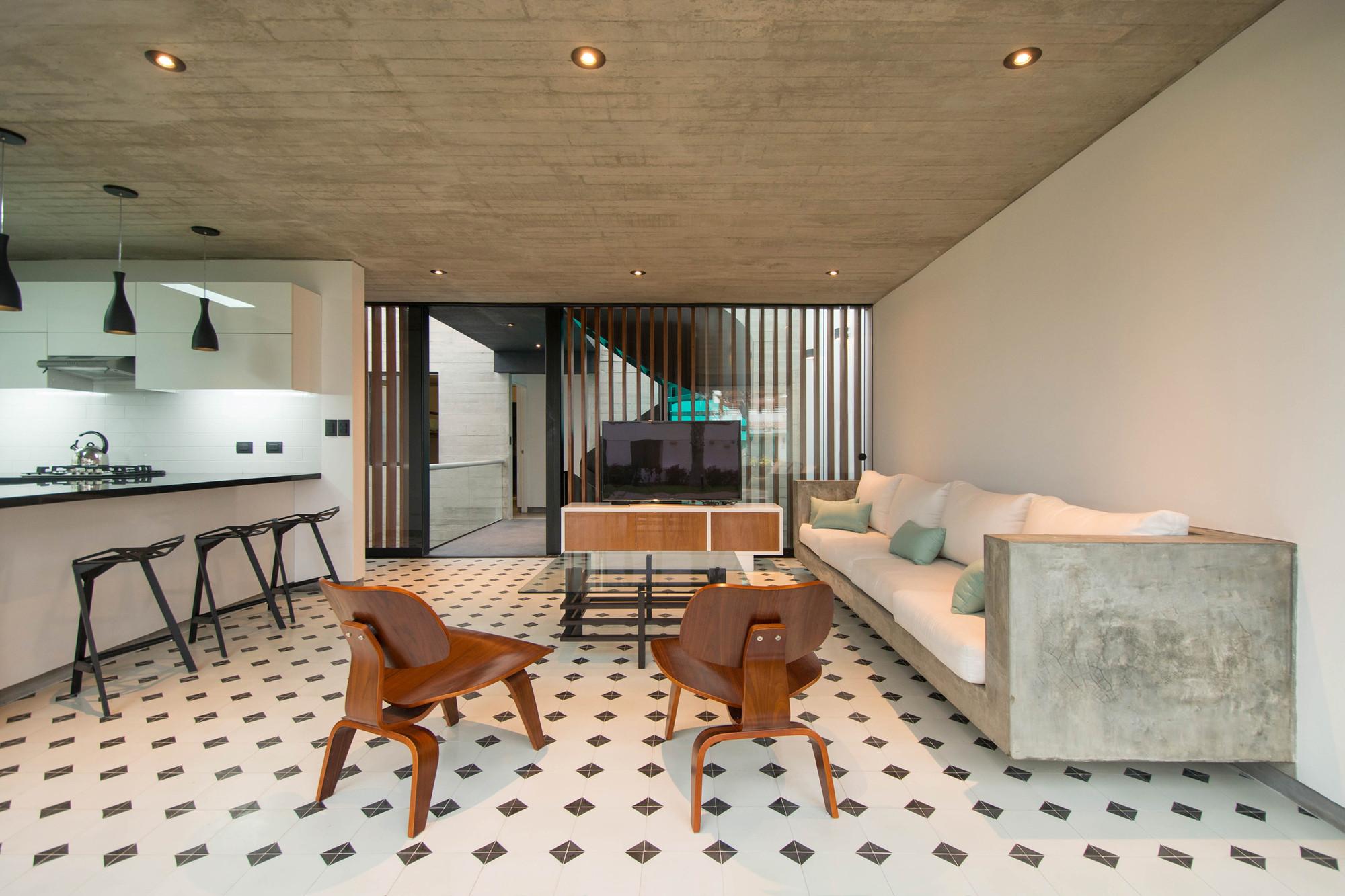 Casa S / Romo Arquitectos, © Renzo Rebagliati Fotografía