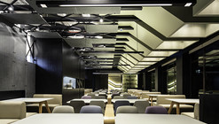NINO Restaurant / Jassim Alshehab Architects