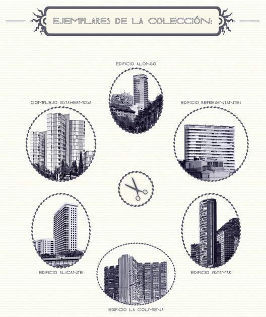 Edificios. Image Cortesia de Jaume Chicoy