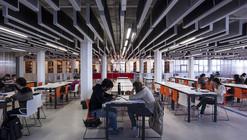 Biblioteca Facultad de Química Universidad de la República  / Javier Márquez Scotti