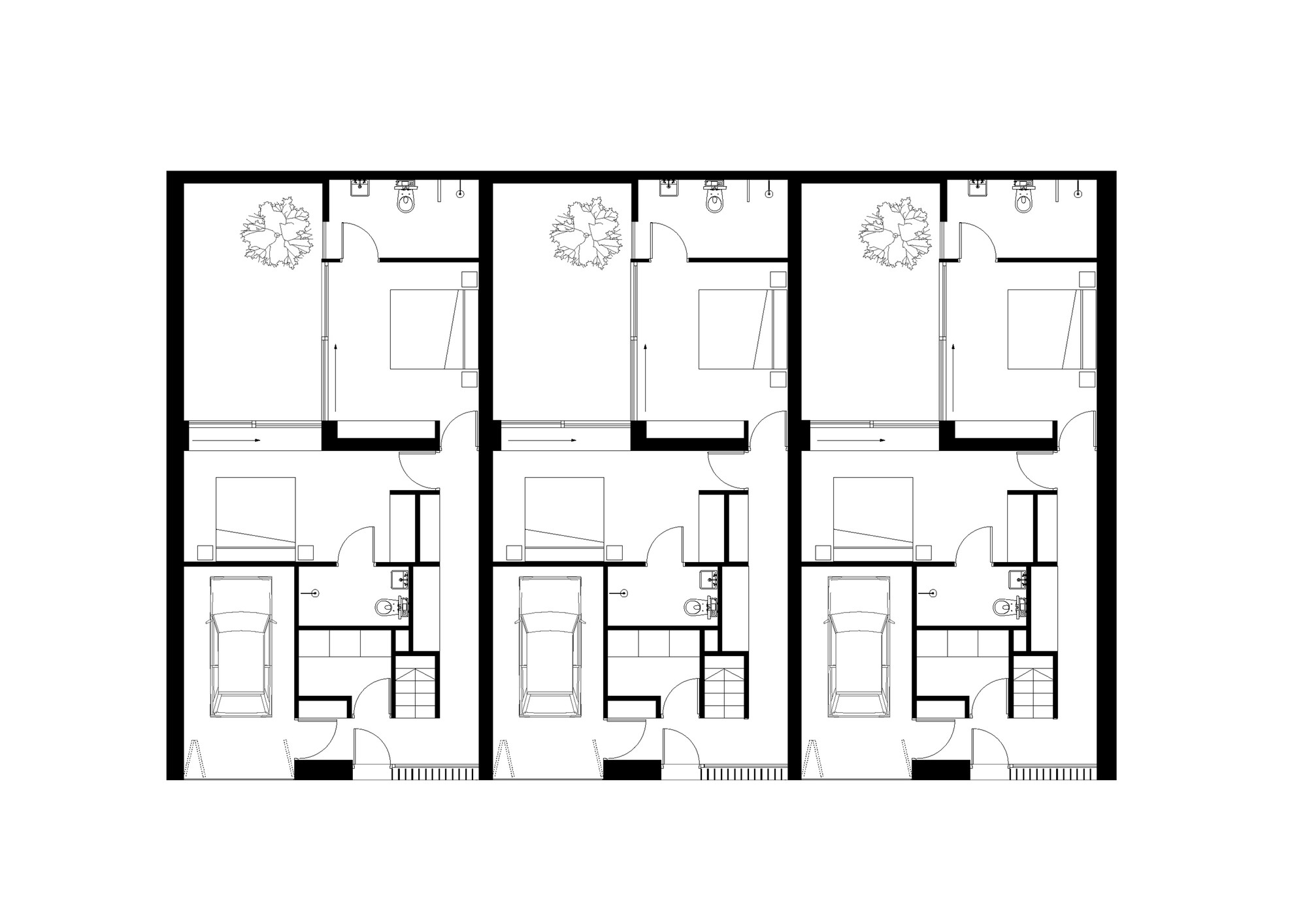 gallery of percy lane luxury homes odos architects 21 percy lane luxury homes ground floor plan