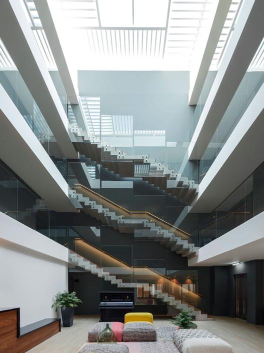 Hotel Raval de la Mar / VVArquitectura, © Joan Guillamat