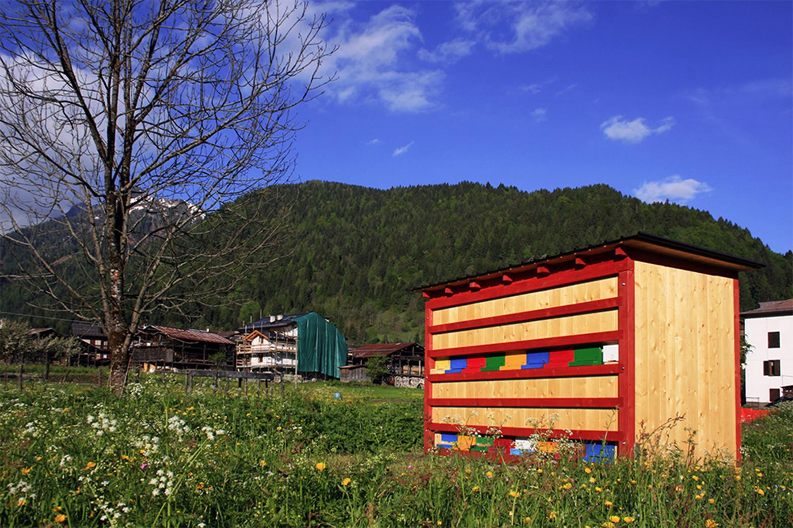 Bienenhaus #3 / Massimiliano Dell'Olivo, Courtesy of Massimiliano Dell'Olivo