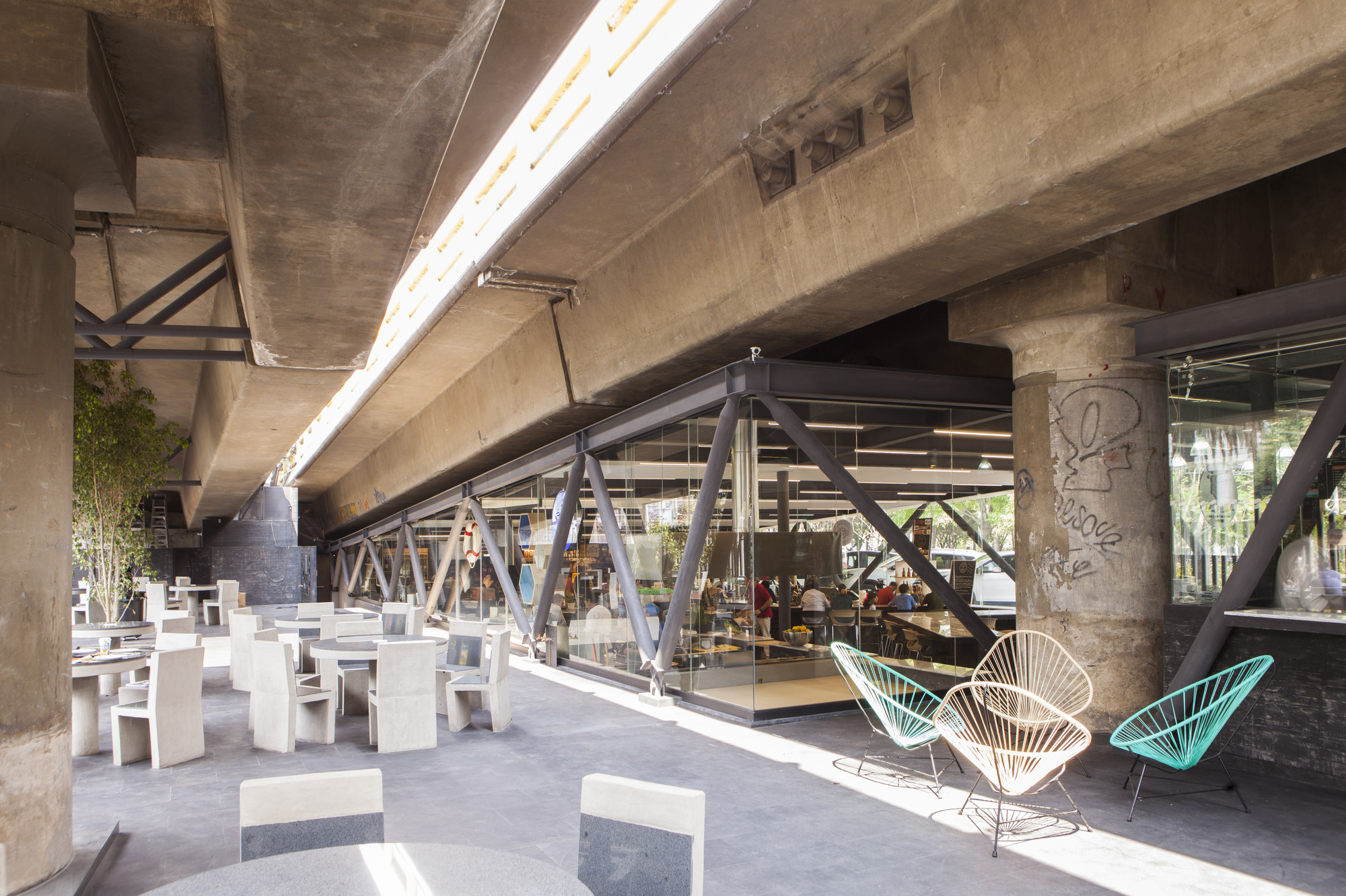 Yumi Yumi / Taller David Dana Arquitectura, © Alessandro Bo